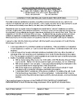 Contract for Controlled Substance